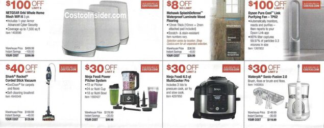 Costco May 2021 Coupon Book Page 11