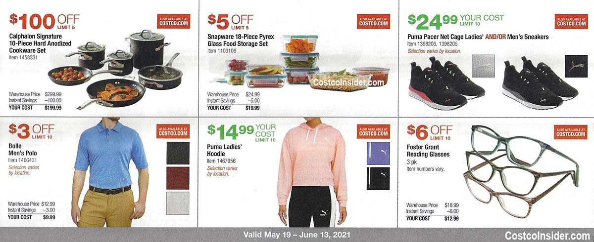 Costco May 2021 Coupon Book Page 12