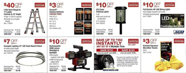 Costco May 2021 Coupon Book Page 13