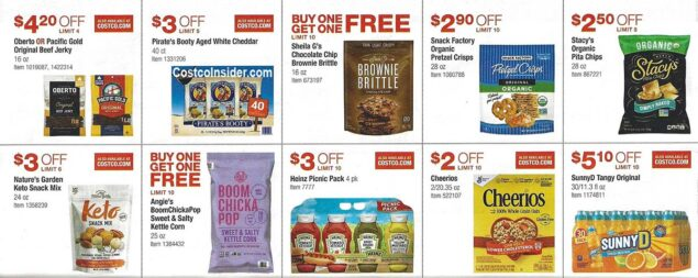 Costco May 2021 Coupon Book Page 15