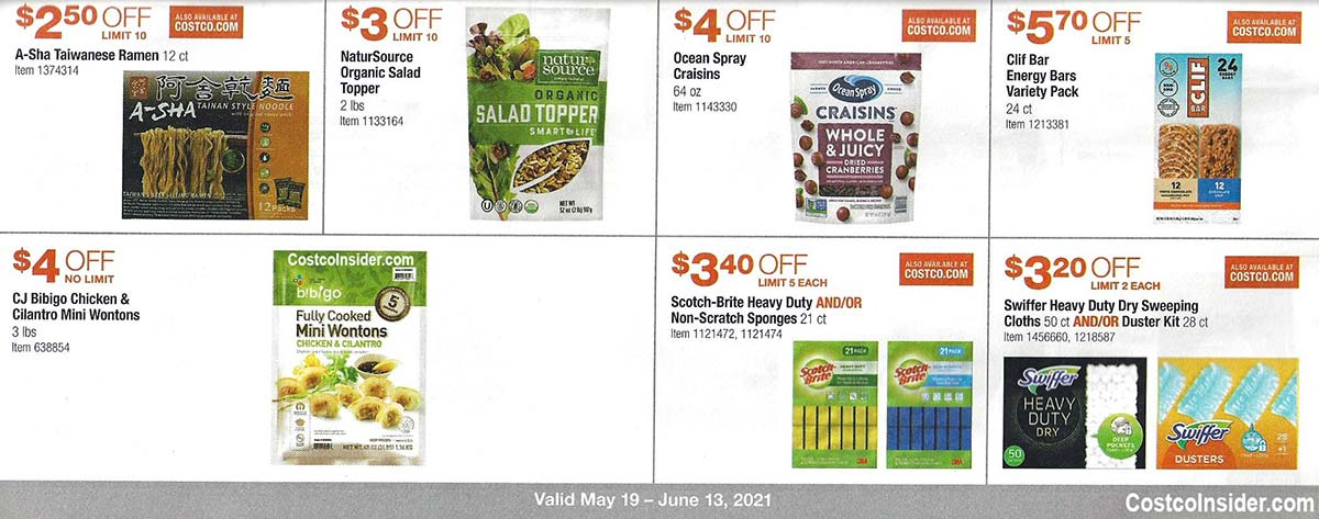Costco May 2021 Coupon Book Page 16