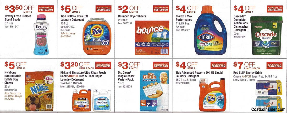 Costco May 2021 Coupon Book Page 17