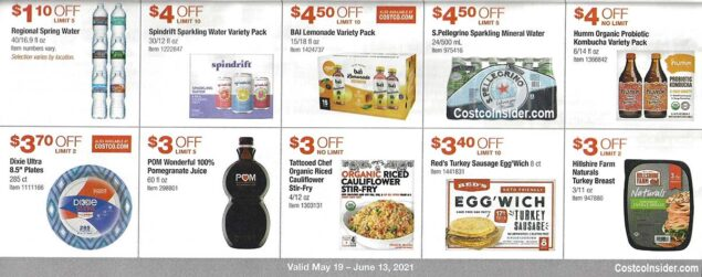 Costco May 2021 Coupon Book Page 18