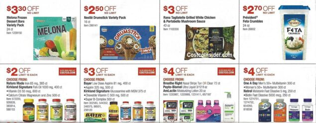 Costco May 2021 Coupon Book Page 19