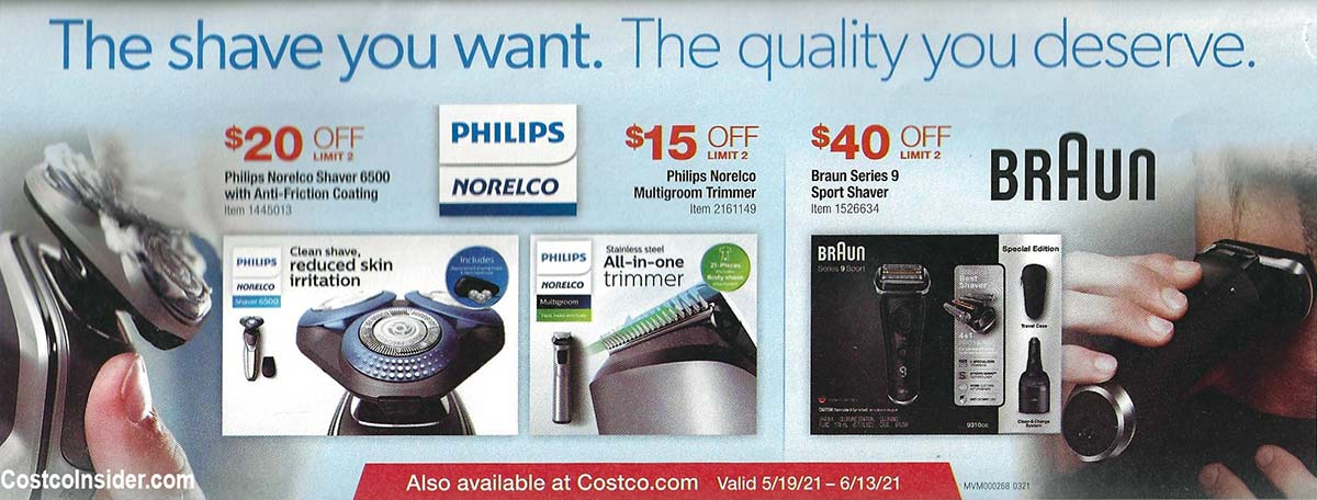 Costco May 2021 Coupon Book Page 22
