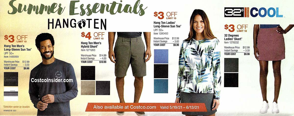 Costco May 2021 Coupon Book Page 7