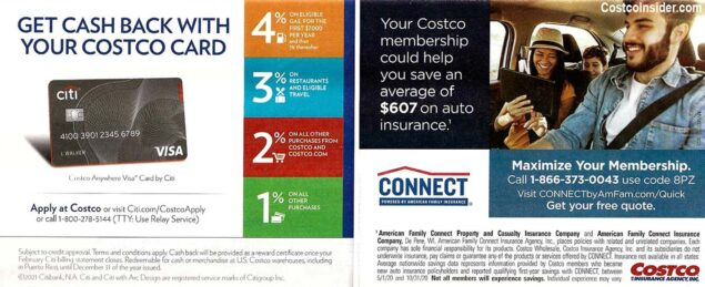 Costco May 2021 Coupon Book Page 8