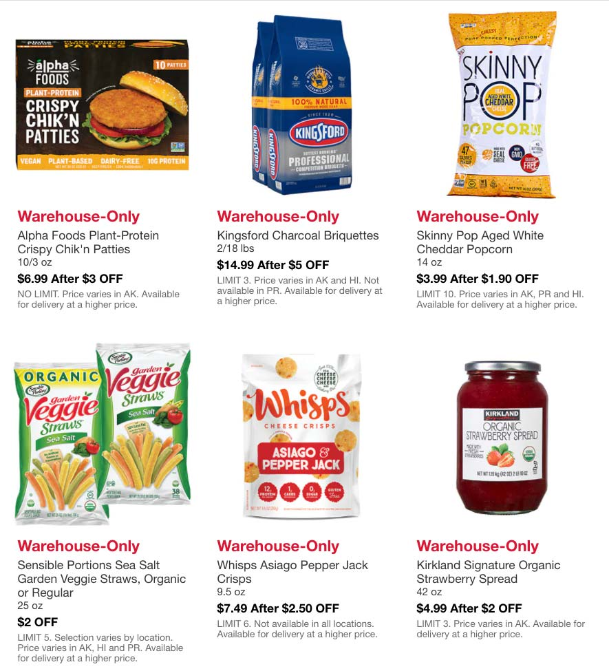 Costco May 2021 Hot Buys Coupons Page 2