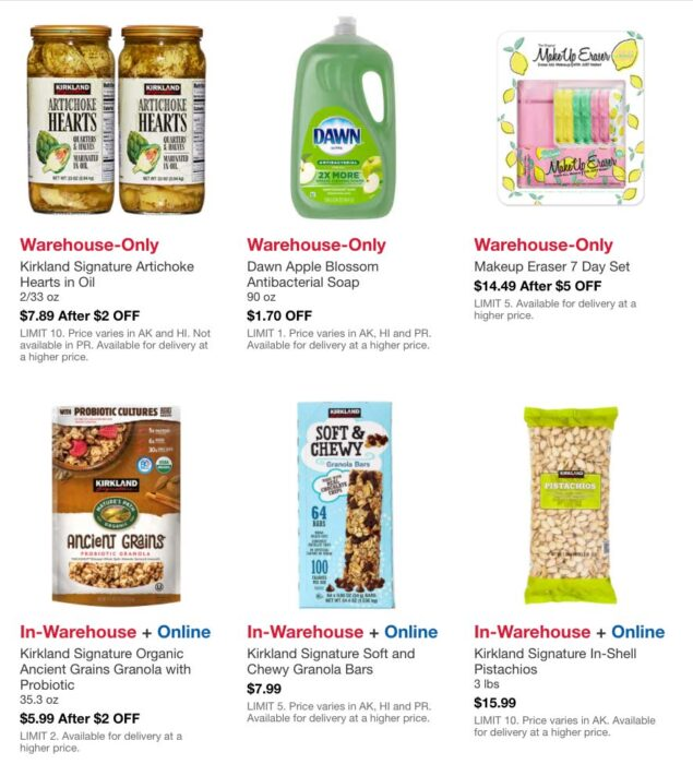 Costco May 2021 Hot Buys Coupons Page 3