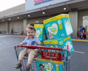 Pampers Baby at Costco