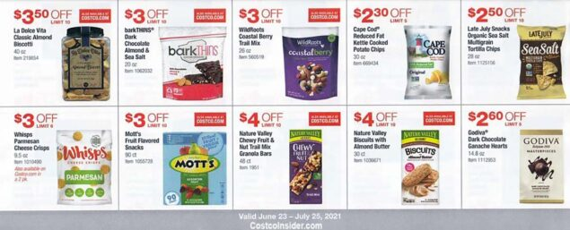 Costco July 2021 Coupon Book Page 15