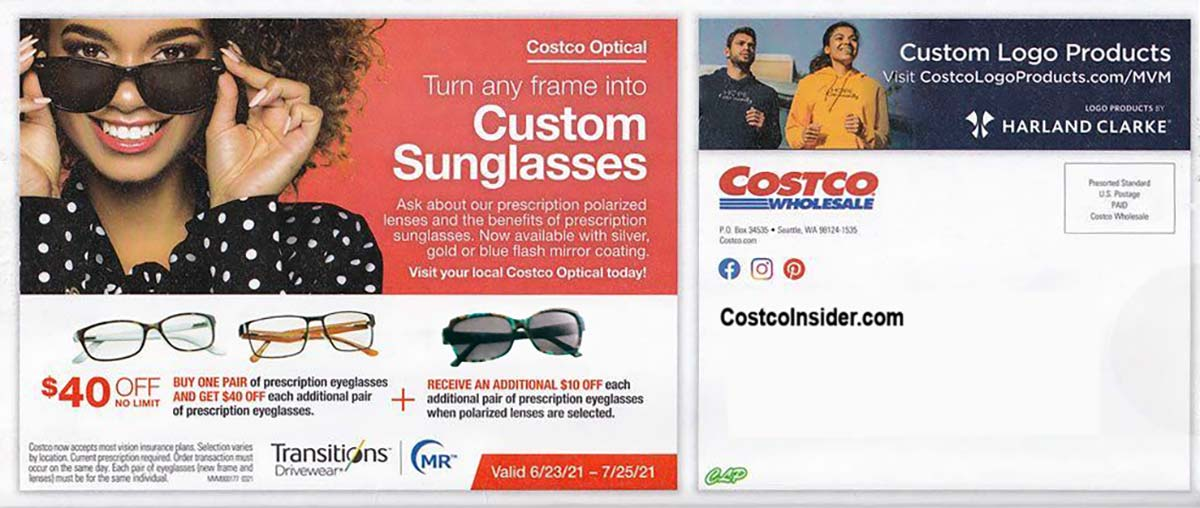 Costco July 2021 Coupon Book Page 24