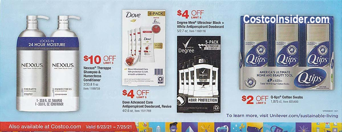 Costco July 2021 Coupon Book Page 3