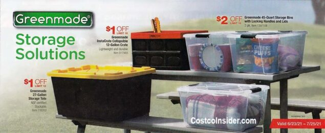 Costco July 2021 Coupon Book Page 6