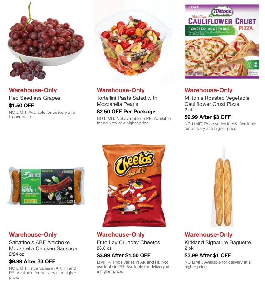 Costco June 2021 Hot Buys Coupons Page 1
