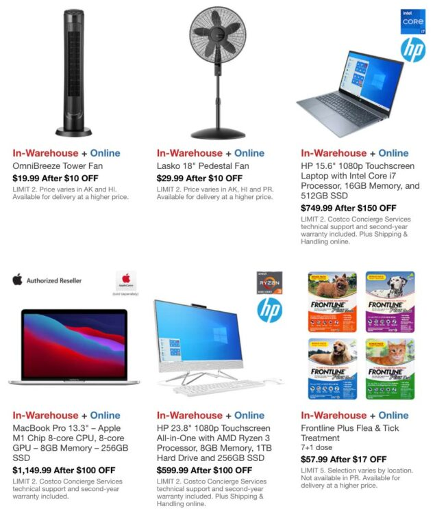 Costco June 2021 Hot Buys Coupons Page 4
