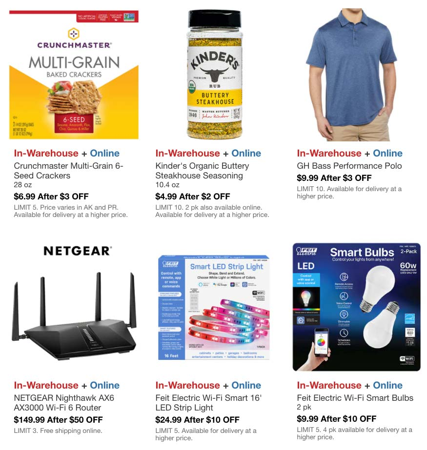 Costco June 2021 Hot Buys Coupons Page 6