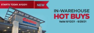 Costco June 2021 Hot Buys Coupons Start Today