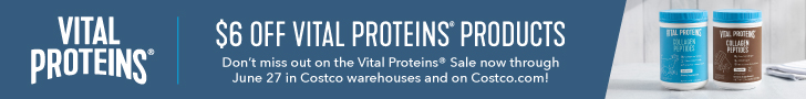 Vital Proteins On Sale At Costco