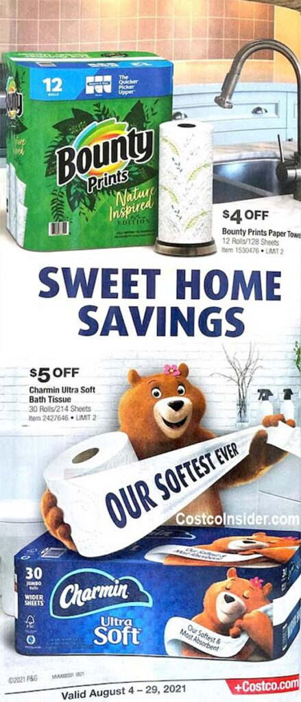 Costco August 2021 Coupon Book Page 23
