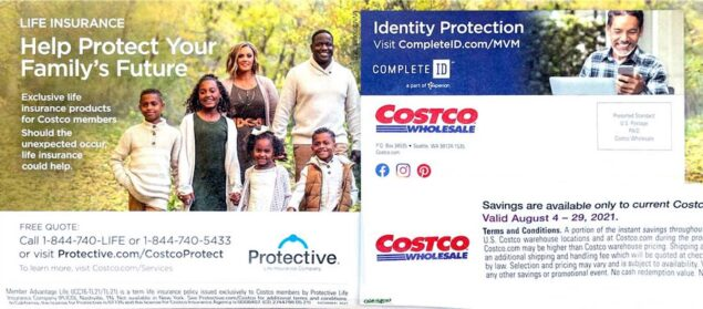Costco August 2021 Coupon Book Page 27