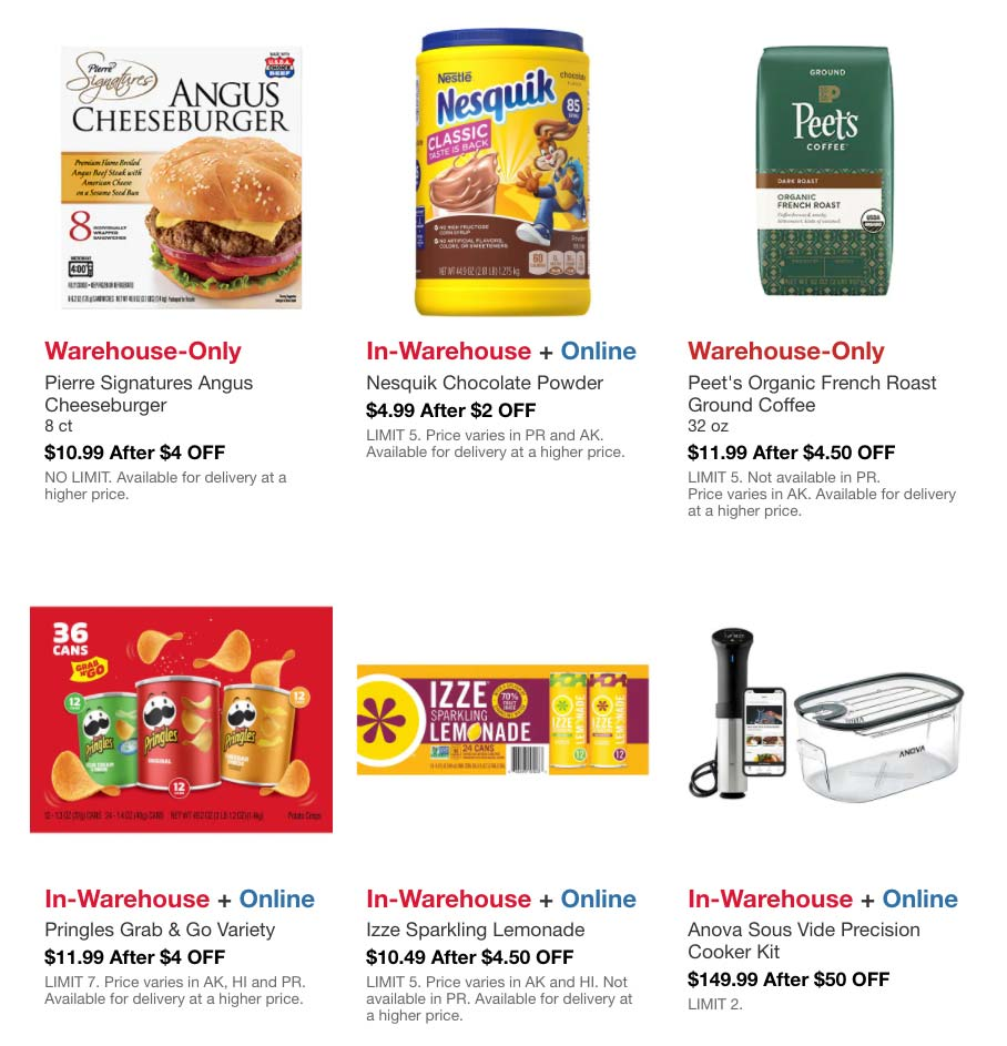 Costco July 2021 Hot Buys Coupons Page 2
