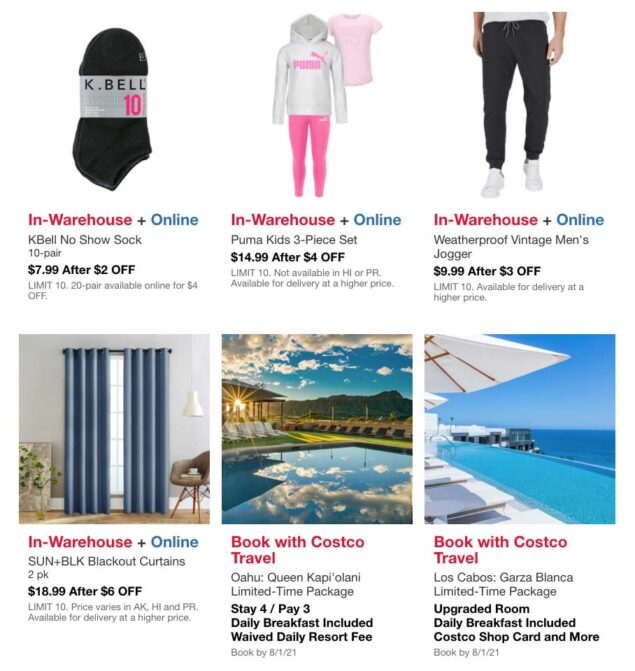 Costco July 2021 Hot Buys Coupons Page 5