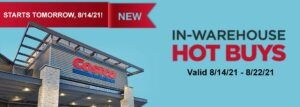 Costco August 2021 Hot Buys
