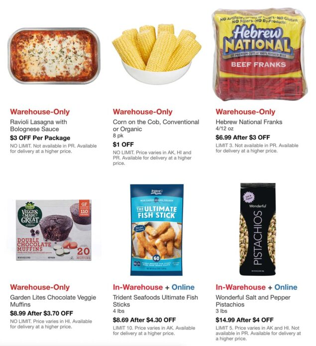 Costco August 2021 Hot Buys Page 1
