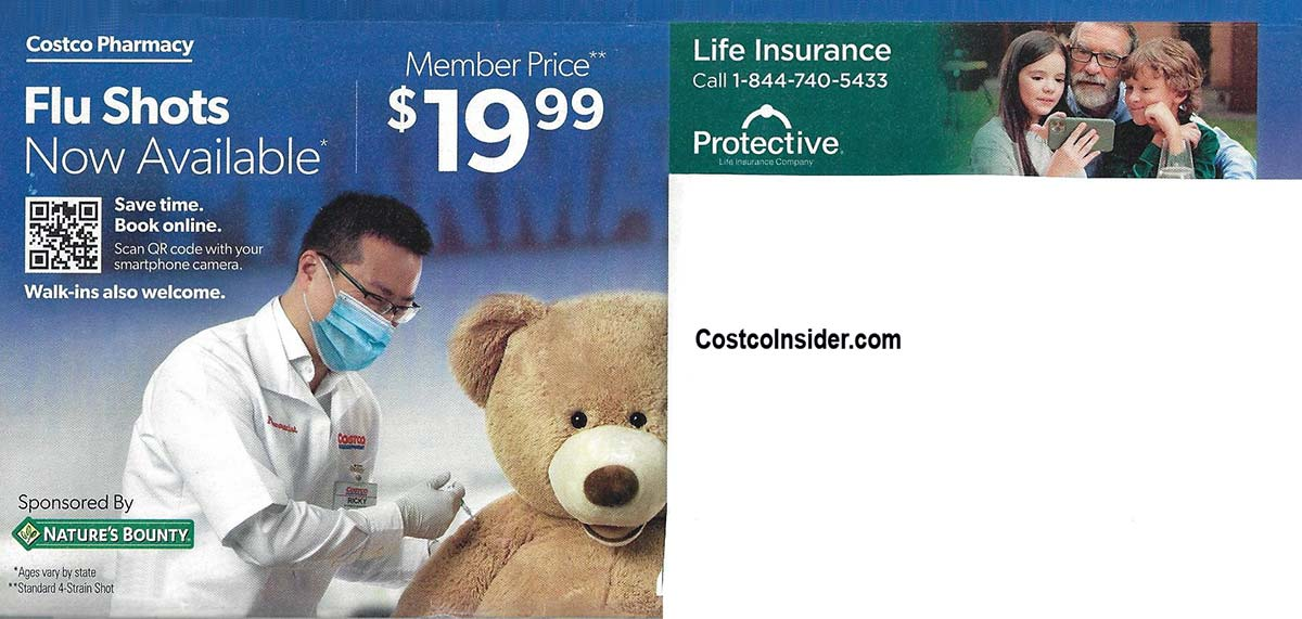 Costco September 2021 Coupon Book Page 23