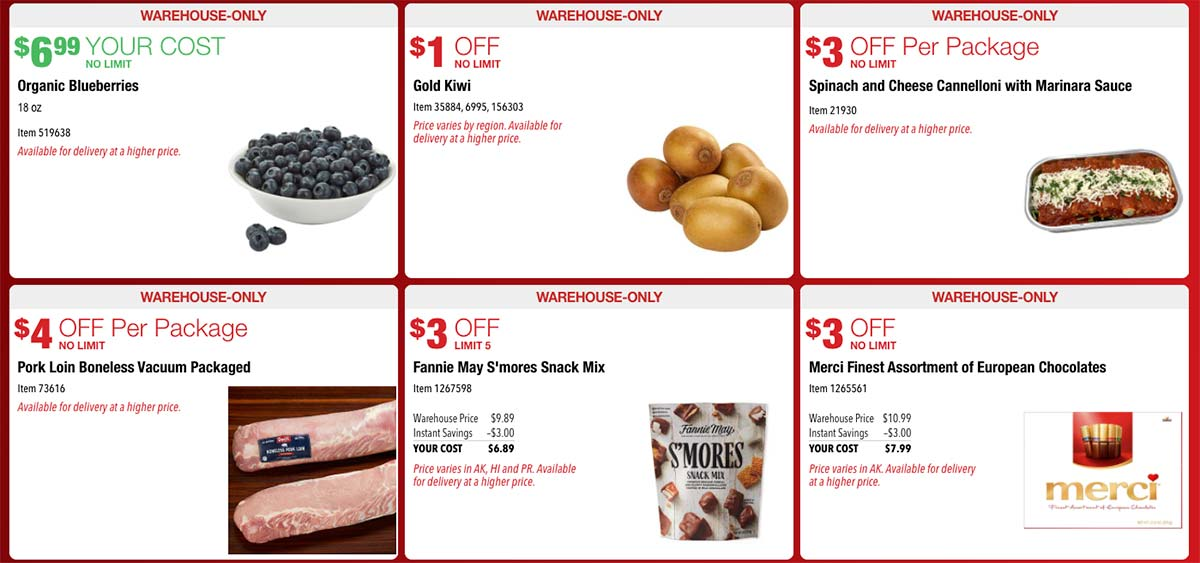 Costco October 2021 Hot Buys Page 1