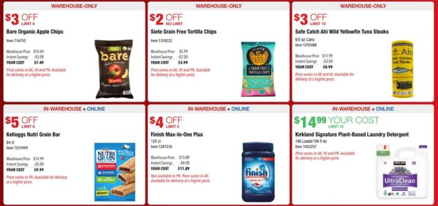 Costco October 2021 Hot Buys Page 2