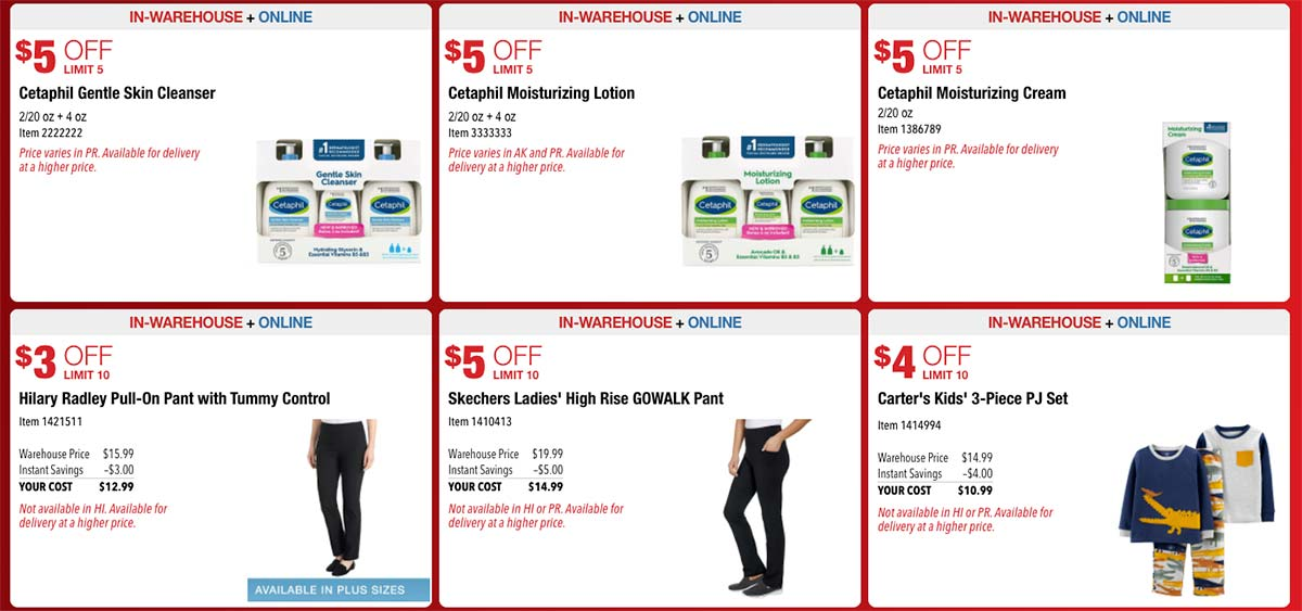 Costco October 2021 Hot Buys Page 4